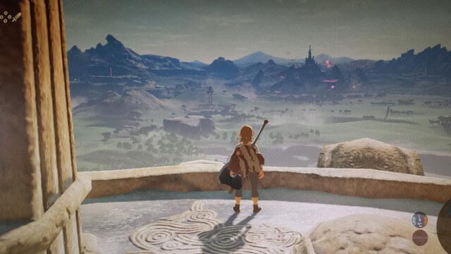 ゼルダ始まりの塔の画像