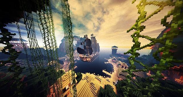 ファンタジーゲームの画像